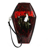 Universal Monsters Dracula PVC Vinyl Coffin Wallet