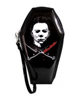 Universal Monsters Michael Meyers PVC Vinyl Coffin Wallet