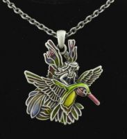 Hummers Night Dream Fairy Necklace