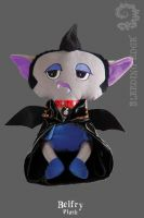 Bleeding Edge Series 4 Belfry Minor Misfits Plush Doll