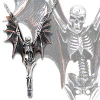Alchemy Gothic Upir Pendant Necklace