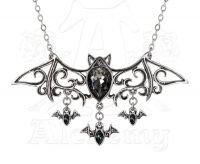 Alchemy Gothic Viennese Nights Pendant Necklace