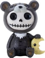Kuma Koala Furry Bones Skellies Figurine