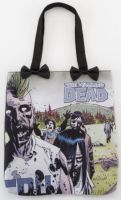 Rock Rebel The Walking Dead Mohawk Tote