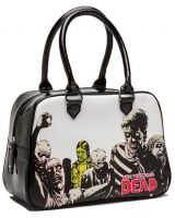 Black and White The Walking Dead Governor Purse