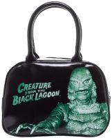 Creature from the Black Lagoon Bowler Purse Handbag