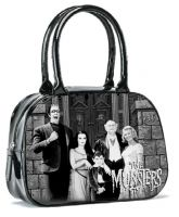 The Munsters Bowler Purse Handbag