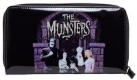The Munsters PVC Vinyl Wallet