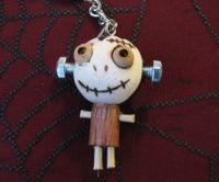 Frankenstein Monster Woody Keychain