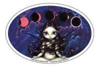 Invoking the Eclipse Fairy Sticker