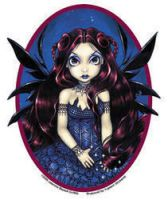 Jasmine's Fairy Countess Sticker