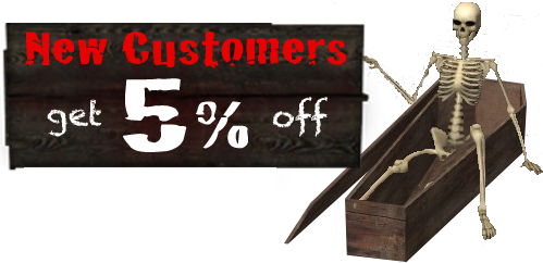 New customers get 5% off!
